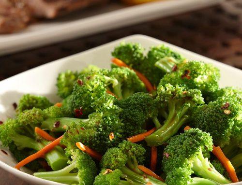 Broccoli Salad with a Twist