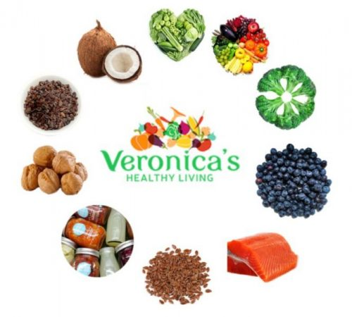 10 Foods Changed My Life Veronica's Healthy Living