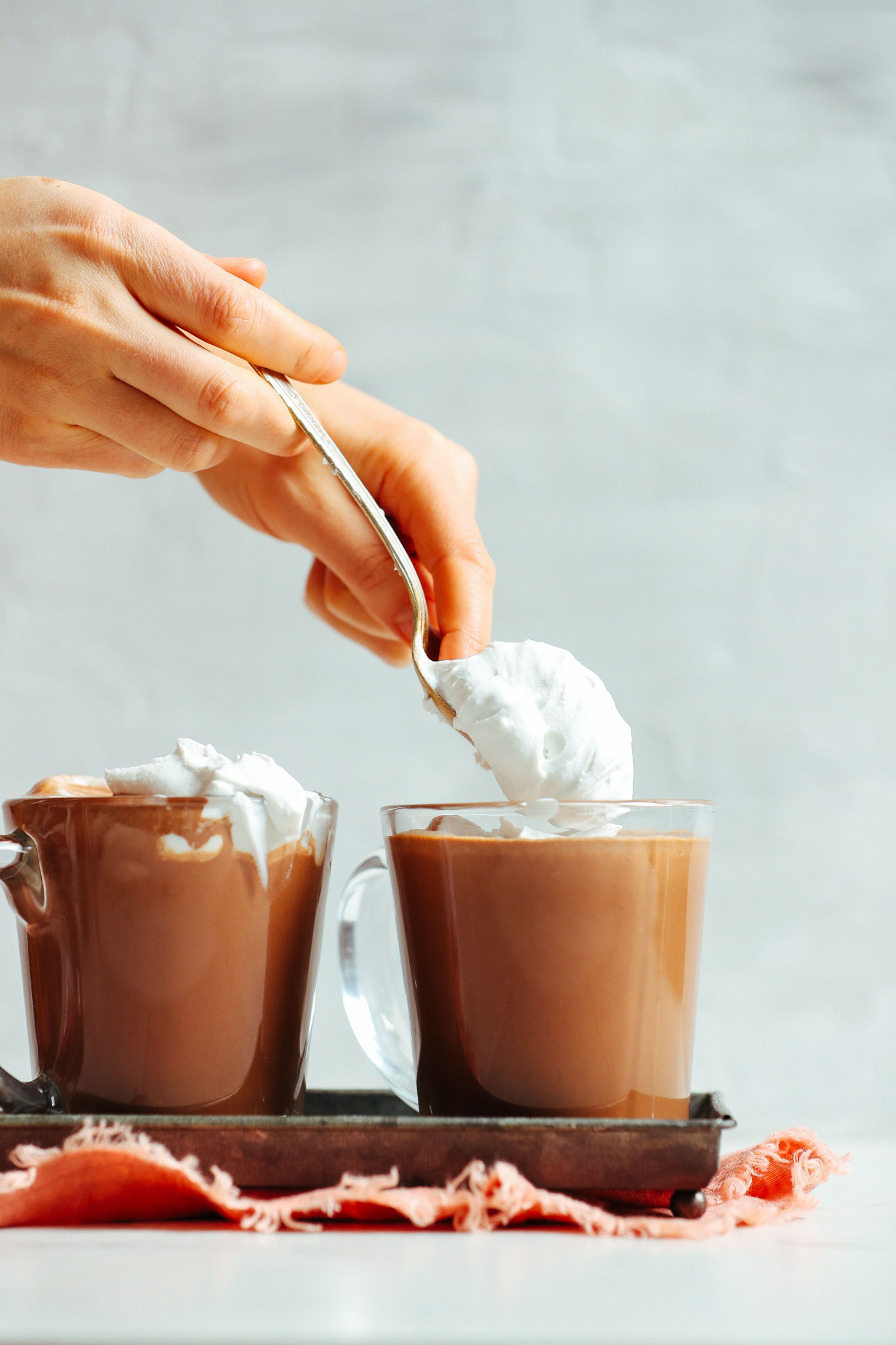 Hot Cocoa with a Kick!