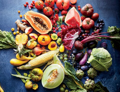 Weight Loss Tip #3- Add Something Fresh to Each Meal