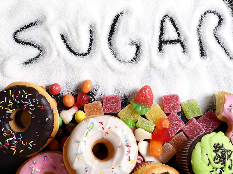 Sugar Cravings and Candida