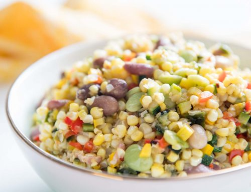 Three Bean Succotash