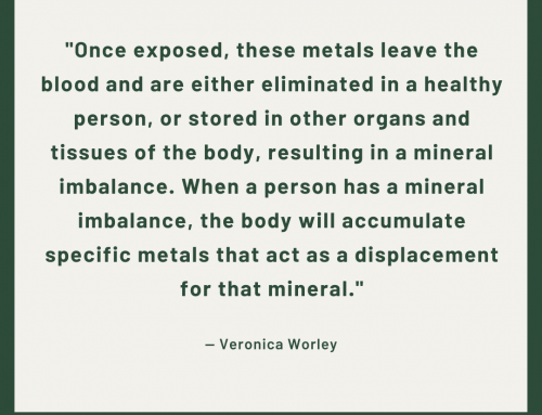 Toxic Metals and Mineral Balancing