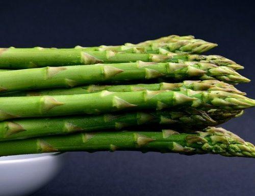 Garlic Asparagus with Tarragon